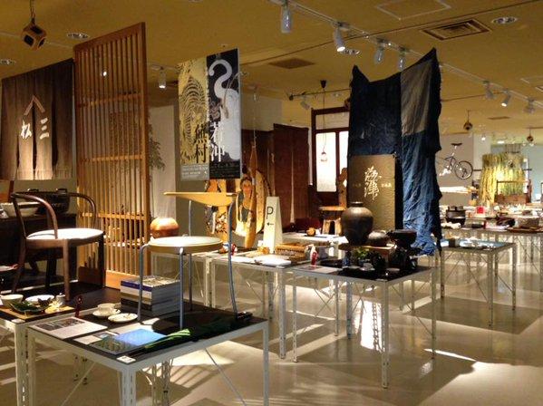 渋谷ヒカリエd47MUSEUMにて滋賀展開催中です。